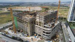 Setia City Residence Progress as of 11.10.2018-02
