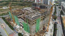 Setia City Residence Progress as of 11.10.2018-04