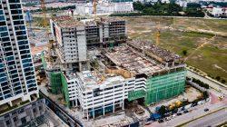 Setia City Residence Progress as of 12.12.2018-03