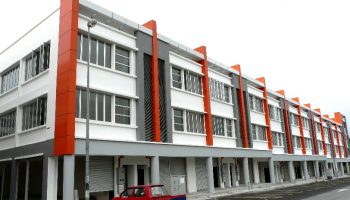 3 storey Shop Offices for Bangi Heights Development Sdn Bhd
