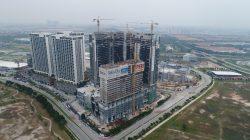 Setia City Residence Progress as of 02.10.2019