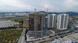 Setia City Residence Progress as of 31.10.2019