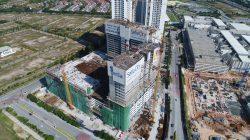 Setia City Residence Progress as of 04.01.2019