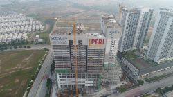 Setia City Residence Progress as of 09.03.2019