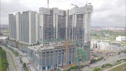 Setia City Residence Progress as of 13.06.2019