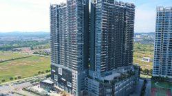 Setia City Residence Progress as of 14.06.2020