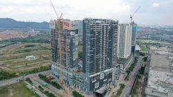 Setia City Residence Progress as of 14.02.2020