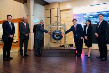 TCS Group makes strong debut on ACE Market